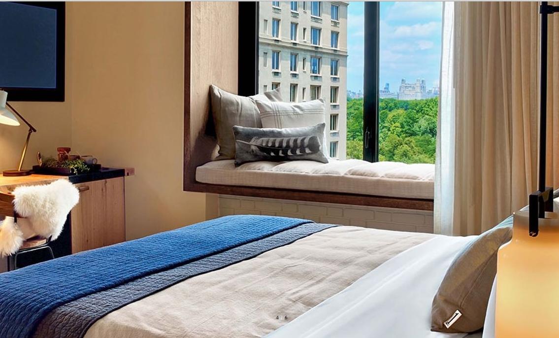 1Hotel Central Park Eco-Luxushotel