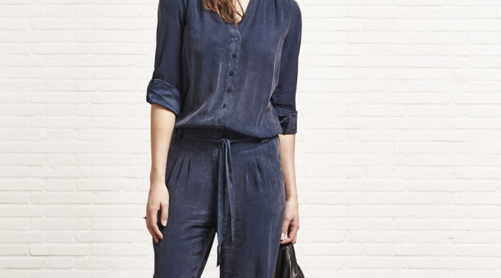 Astrid Elisee Jumpsuit #midnight