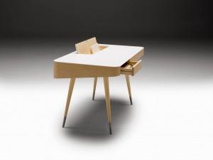 Schreibtisch von Naver Collection Grünes Design