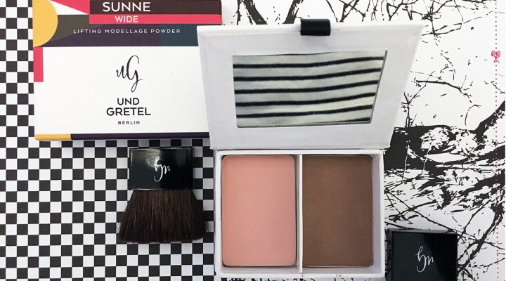 Beauty im Test: Modellage Powder UND GRETEL