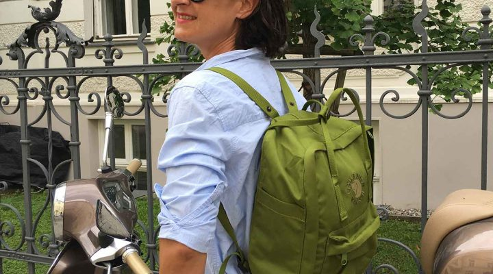 Re-Kanken from Fjällräven: Eco-Darling