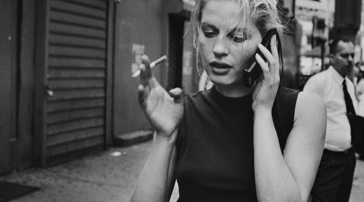 Women on Street – Peter Lindbergh & Garry Winogrand