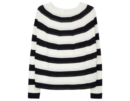 Seamless Pullover Stripes