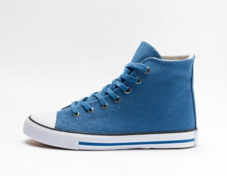 Grand Step Shoes Sneaker knöchelhoch Jimmy azul