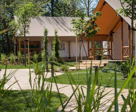So close to the stars – Glamping Olimia Adria Village