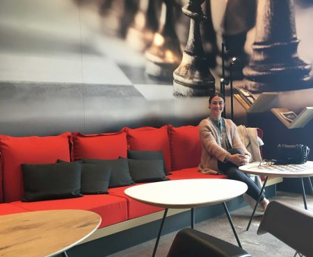 Big im Business – ibis Berlin Hauptbahnhof