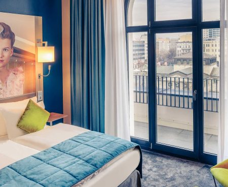Fashion Hotel Berlin – Mercure Wittenbergplatz
