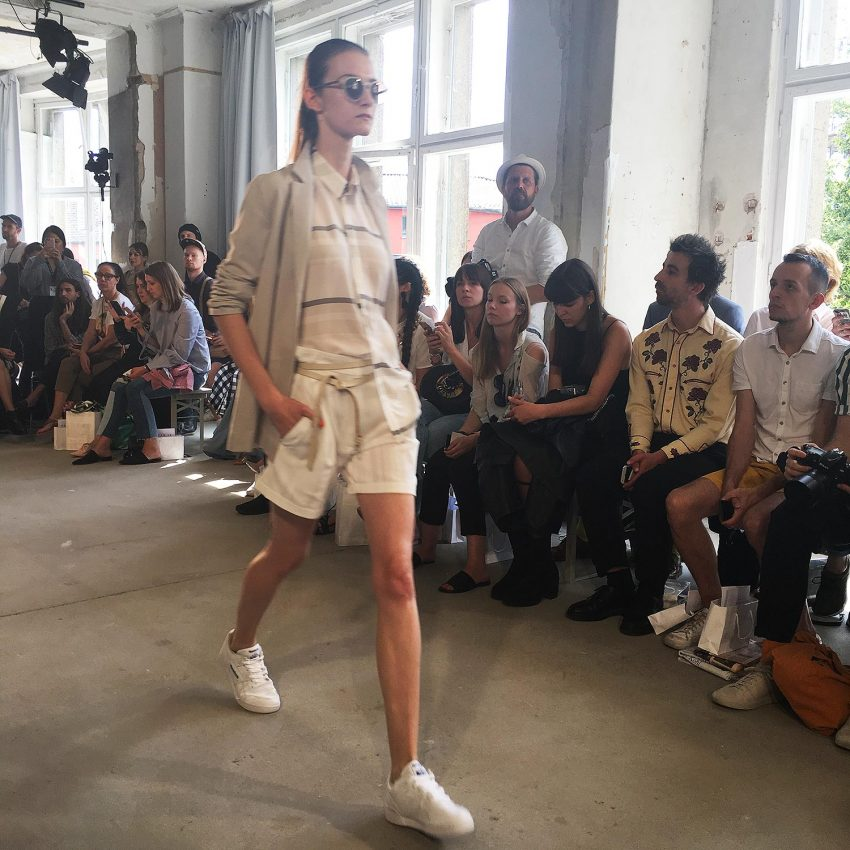 Berlin Fashion Week Diary FS 2018