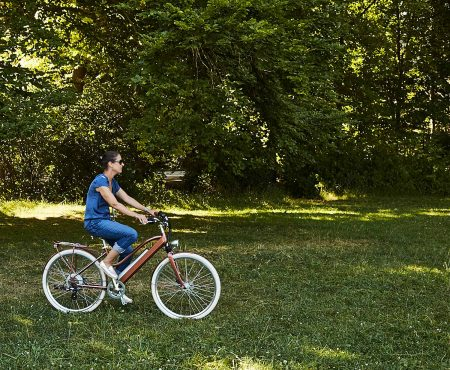 Auf E-Bike-Tour mit EGO Movement