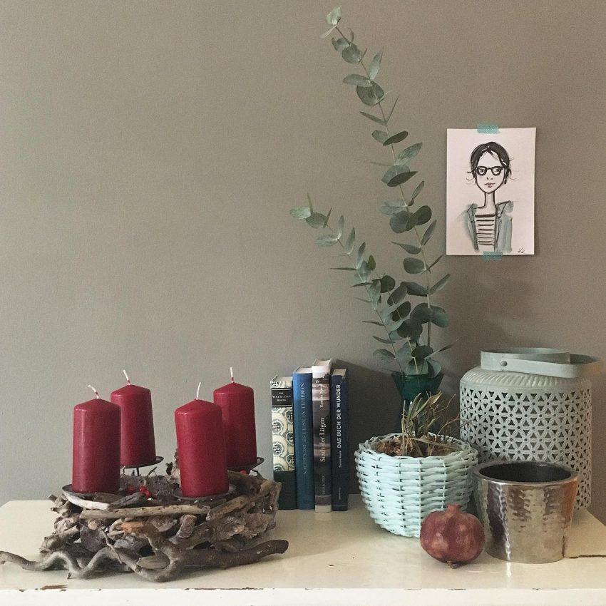 nachhaltige Adventskränze