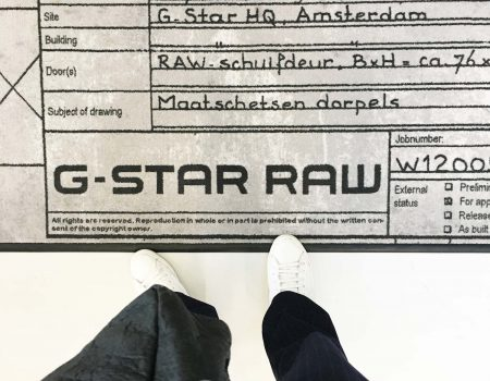 G-Star – Raw for the Planet Indigo