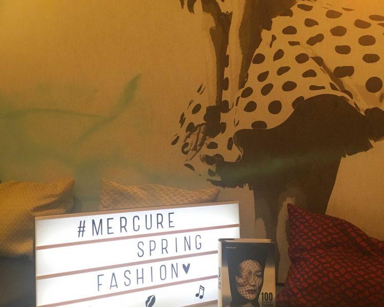 Willkommen beim Mercure Spring Fashion Event