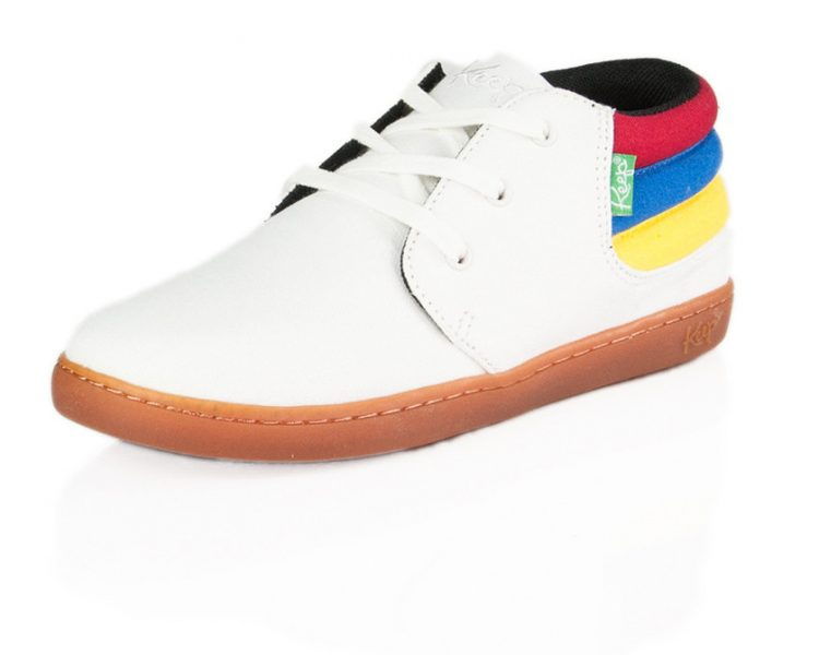 The Ramos Primary Sneaker von Keep, um 55 €