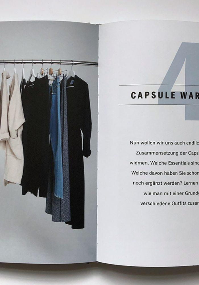 Die Geheimnisse (und Vorteile) der Capsule Wardrobe