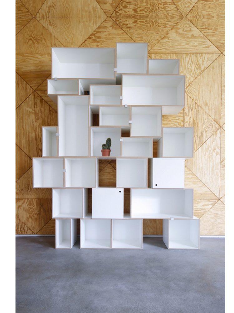 Und wie hättest Du es gerne? Das modulare Regalsystem von stocubo macht alles mit © Kuechenmeister