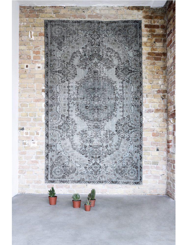 Zu schön um drauf zu laufen: handgefertigte Teppiche von THE KNOTS © Kuechenmeister