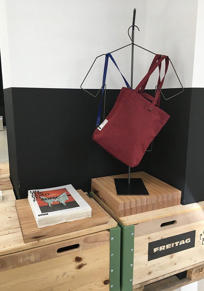 Super clean und super-praktisch - die FREITAG-Shopper