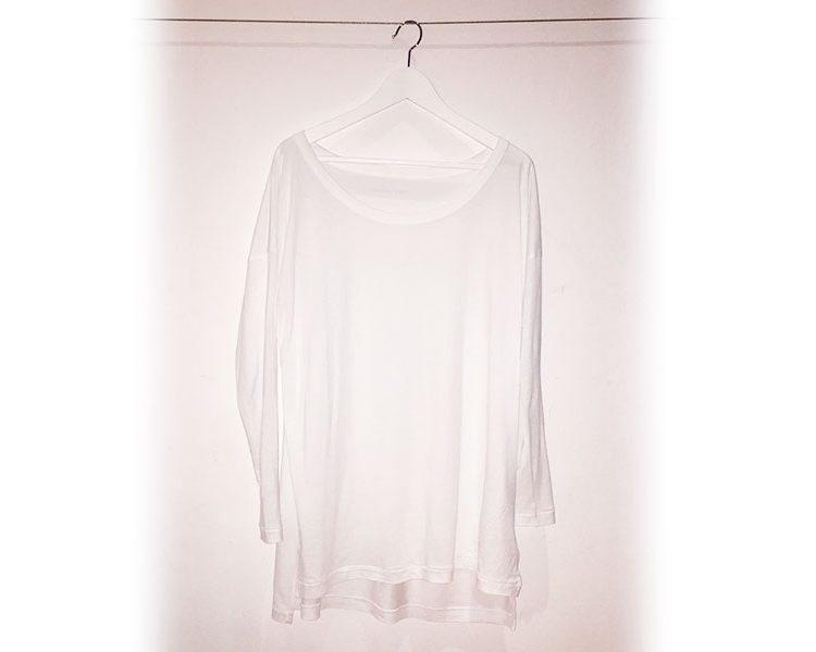 Flatter-Shirt von Funktion Schnitt