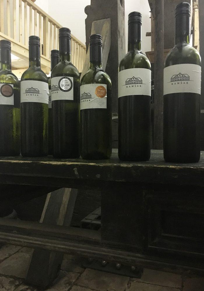 Das Ergebnis der Weinverkostung? Alle lecker!