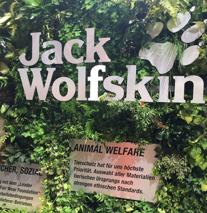 Revolutionäre News im Gepäck: Jack Wolfskin