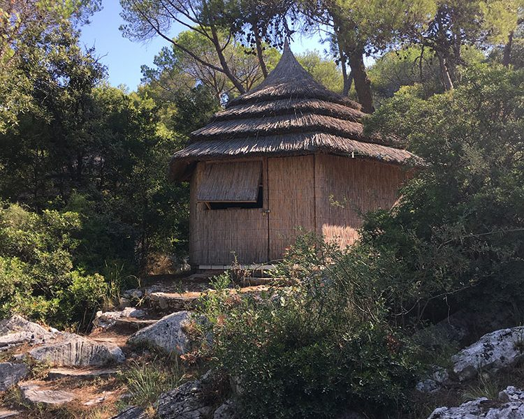 Urlaub mitten in der Natur