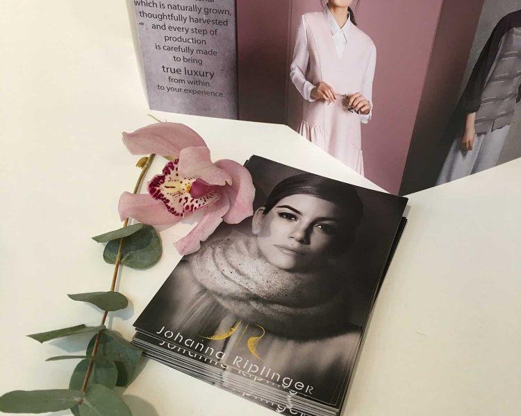 Johanna Riplingers zweite Passion? Blumen!
