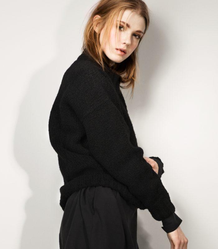 Sommer oder Winter? Der Pullover von Maska passt immer!