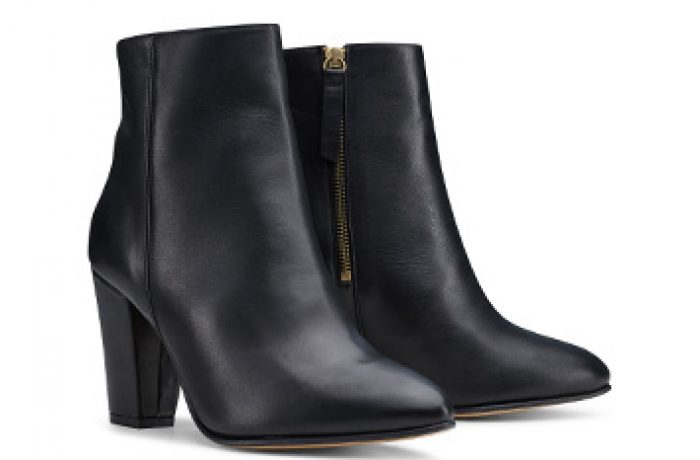 Clean Chic: Ankle Boots #hoheluft, um 340 €