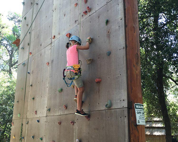 Eine echte Herausforderung: Auf dem Weg nach oben