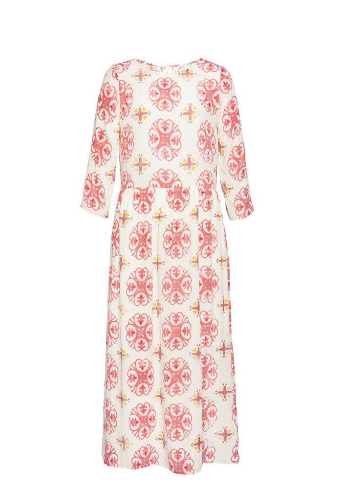 Kleid aus Ahimsa-Seide von Tassel Tales