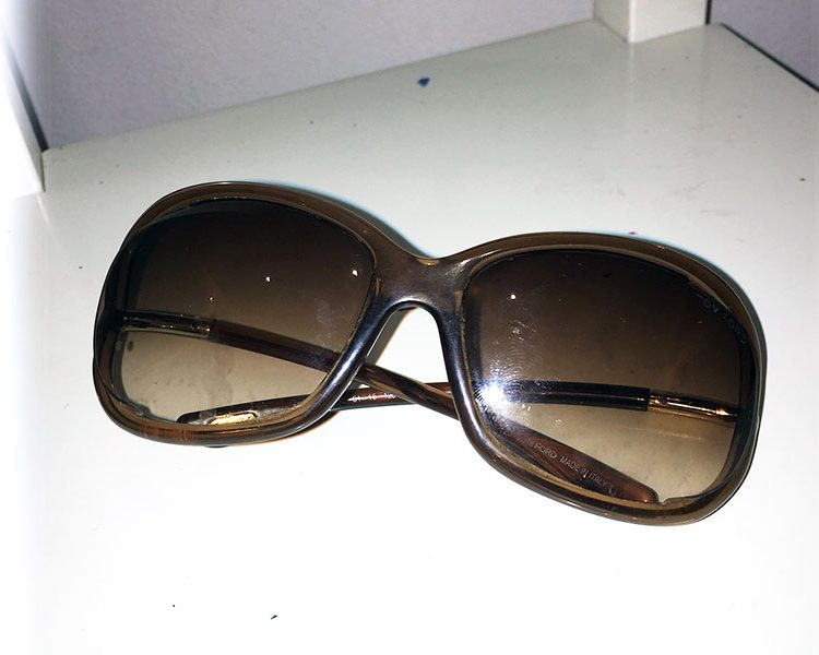 Sonnebrille 'Jennifer' von Tom Ford