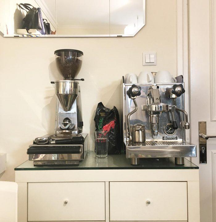 Hmm, köstlicher Kaffeeduft begleitet einem beim Einkaufen