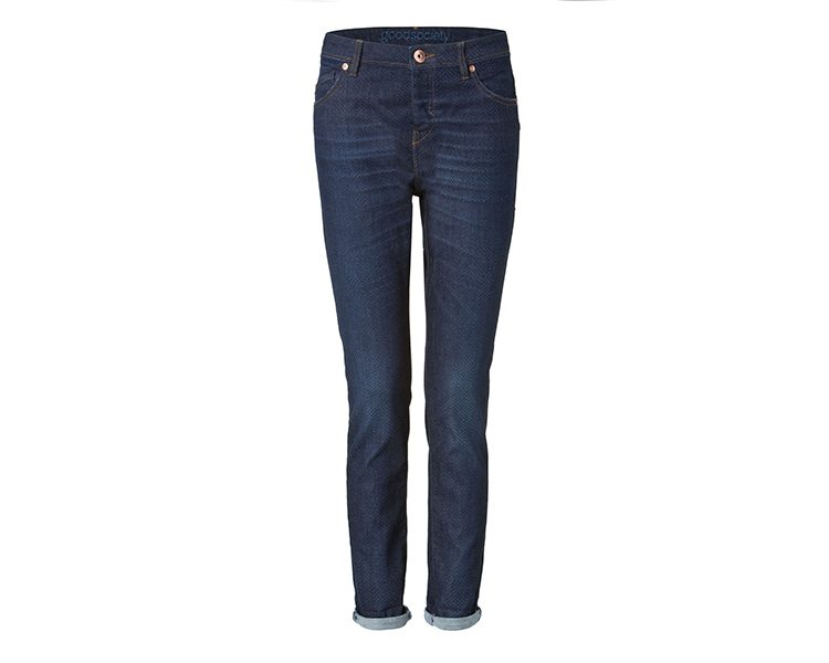 Womens Tapered Jeans - Herringbone, 159 Euro