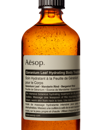 Aesop: Geranium Leaf Hydrating Body Treatment
