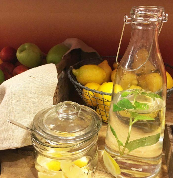 Unkompliziert und ziemlich lecker: Zitronen, Ingwer & Co.