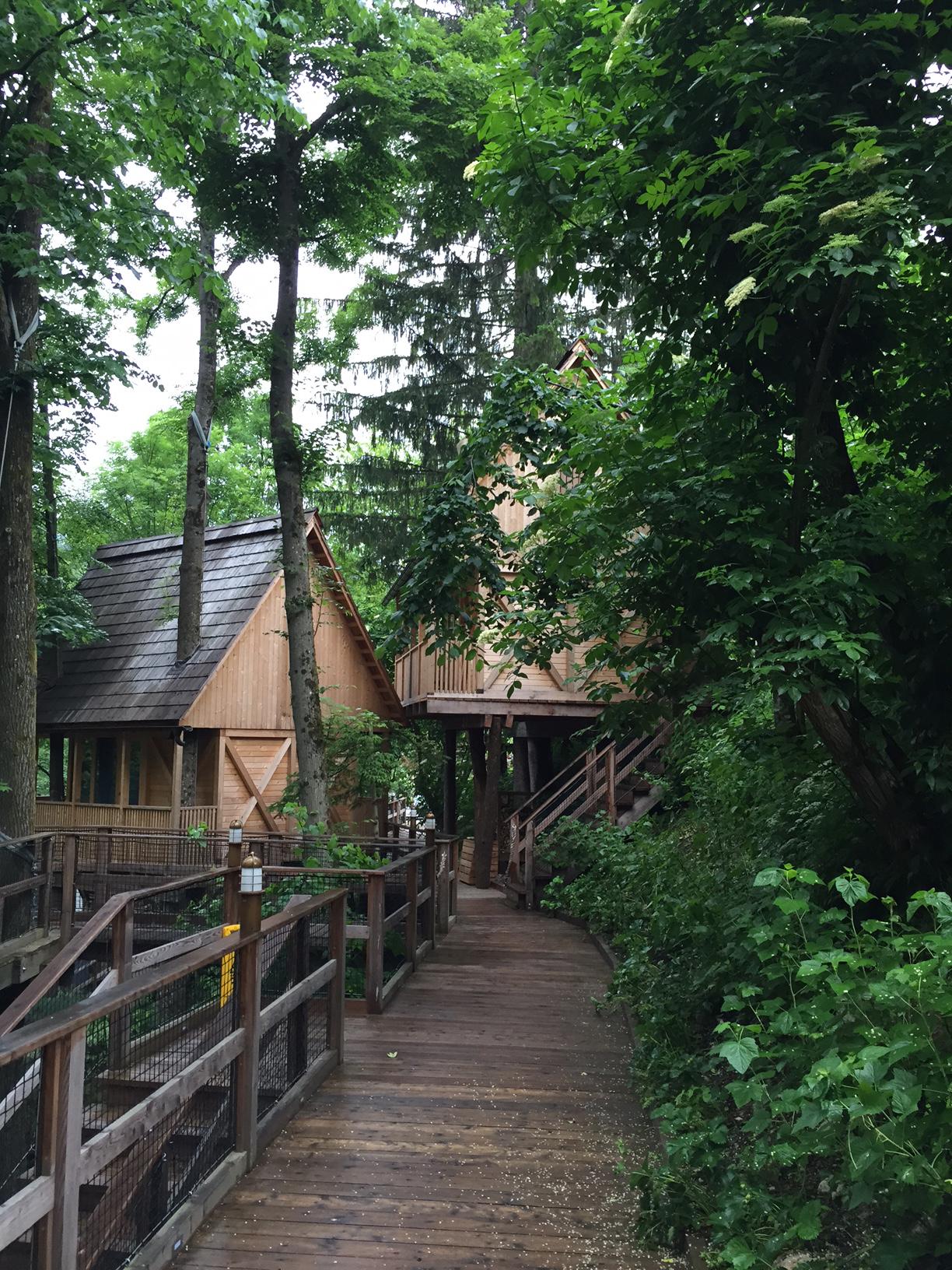 Green Resort Garden Village Bled