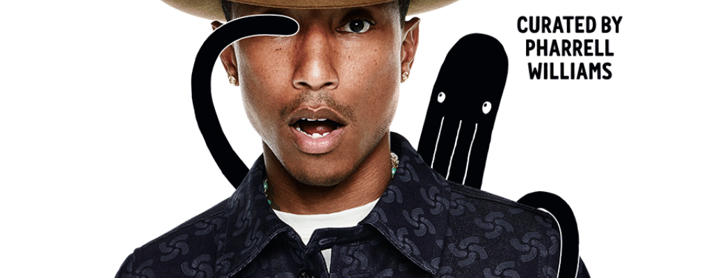 PET jeans by Pharrell Williams – Makes us happy!