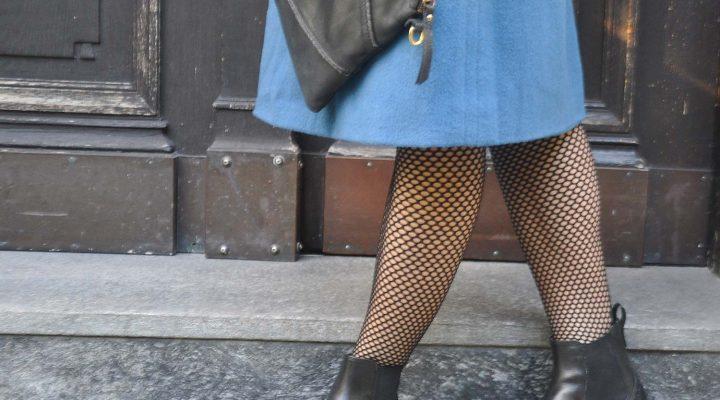 Retro skirt – my-GREENstyle look