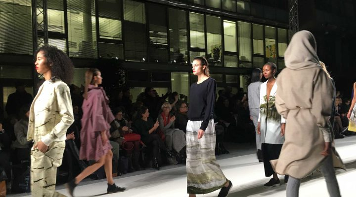 Berlin Fashion Week Diary x my-GREENstyle