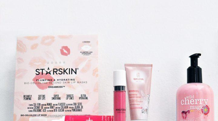 50 Shades of Pink – entdeckt in meinem Bad
