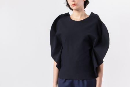 Puristische Slow Fashion