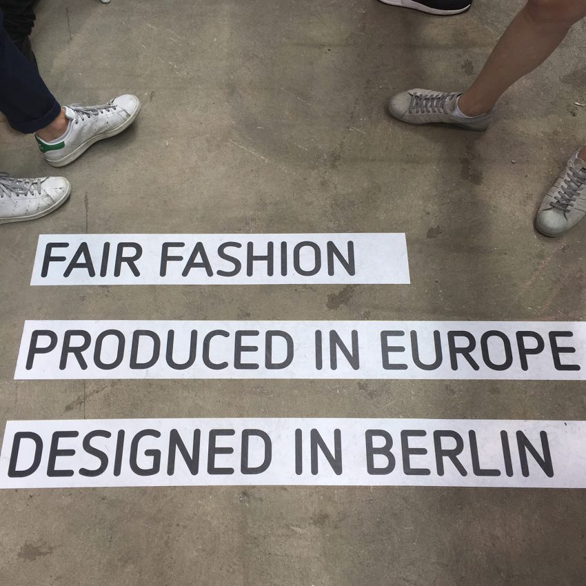 Berlin Fashion Week Diary