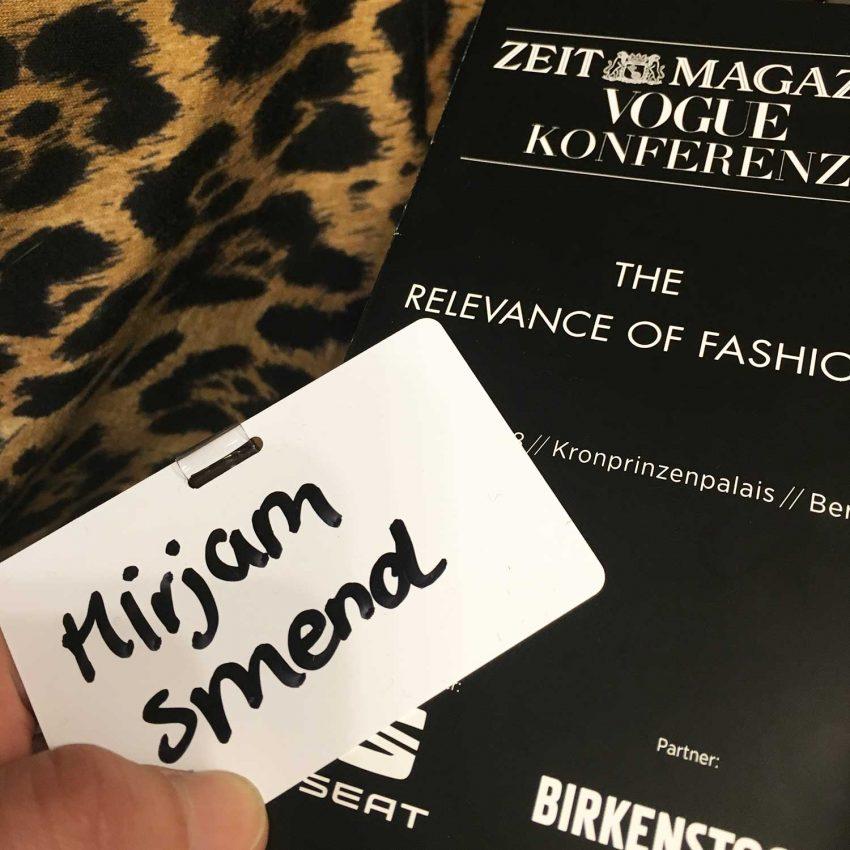 Berlin Fashion Week Ticker