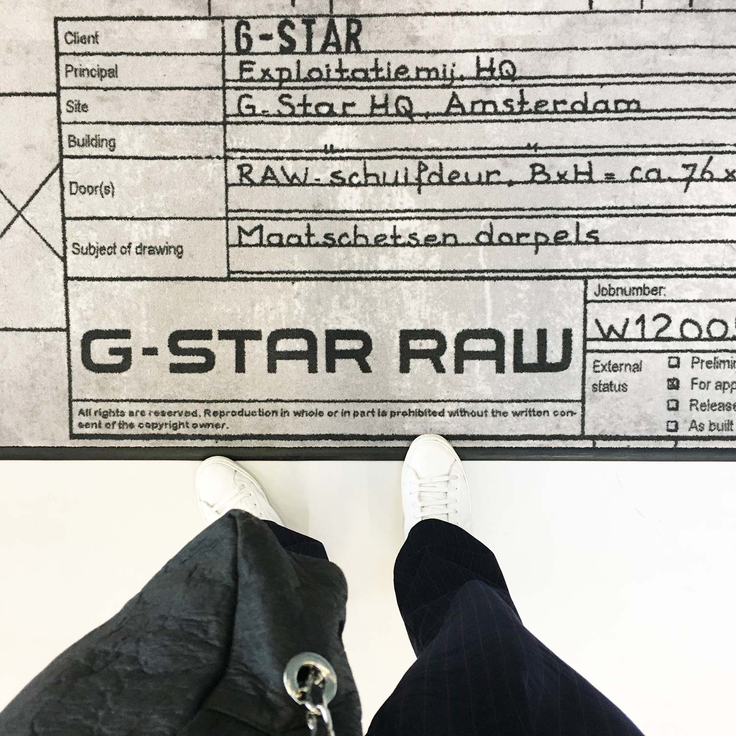 newest collection 263b7 550e6 G-Star - Raw for the Planet Indigo - my-GREENstyle