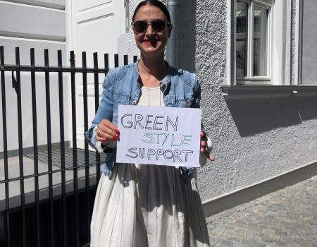 Mirjam Smend Greenstyle Support