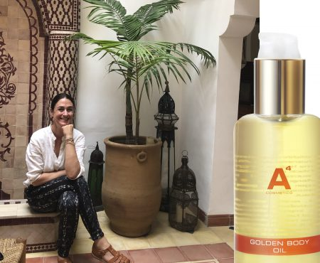 In love with Arganöl: Golden Body Oil