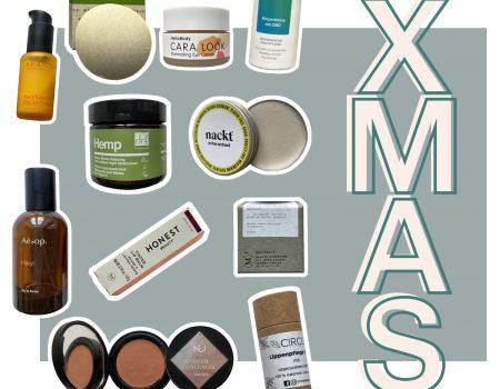 Nachhaltige Beauty-Geschenke