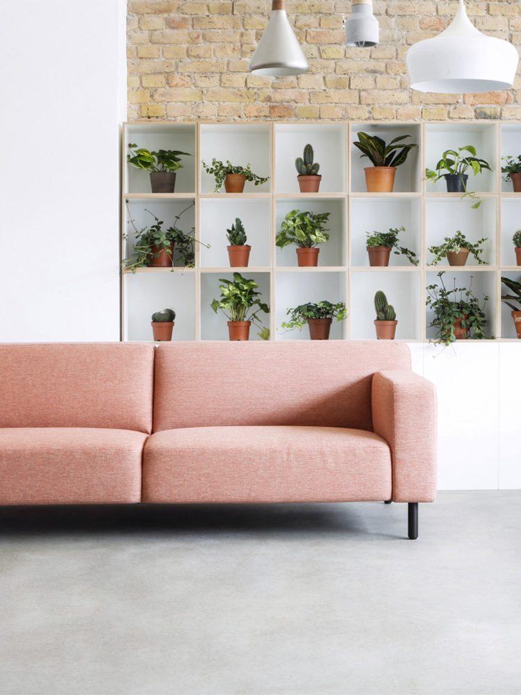 Bitte setzen und die Seele baumeln lassen auf den flexiblen Sitzmöbeln von Sitzfeldt © Kuechenmeister