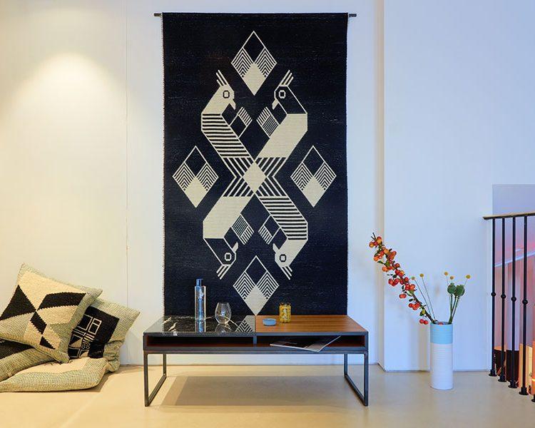 Für mich neu, aber von der ersten Sekunde an begeistert: die Möbel von Jonas Hansen