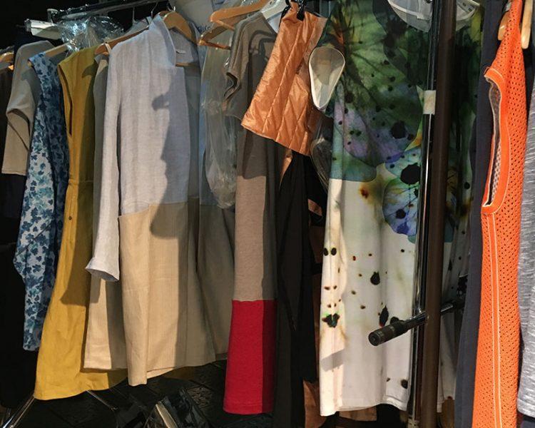 Elsien Gringhuis, Lanius & Co. alle Lieblingslabels auf einer Kleiderstange